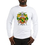 Albeniz Family Crest Long Sleeve T-Shirt