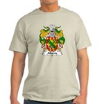 Albeniz Family Crest Light T-Shirt