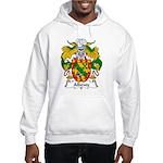 Albeniz Family Crest Hooded Sweatshirt