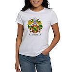Albeniz Family Crest Women's T-Shirt