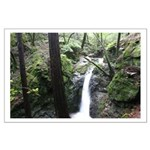 cascade canyon waterfalls large posters