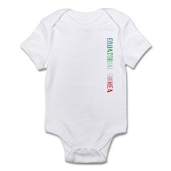 Eq. Guinea Infant Bodysuit