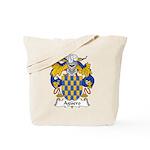 Aguero Family Crest Tote Bag