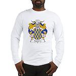 Aguero Family Crest Long Sleeve T-Shirt