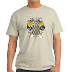 Aguero Family Crest Light T-Shirt