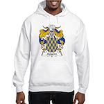 Aguero Family Crest Hooded Sweatshirt