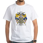 Aguero Family Crest White T-Shirt