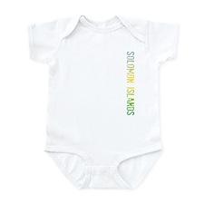 Solomon Islands Infant Bodysuit