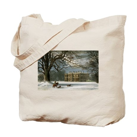 Howsham Hall Tote Bag