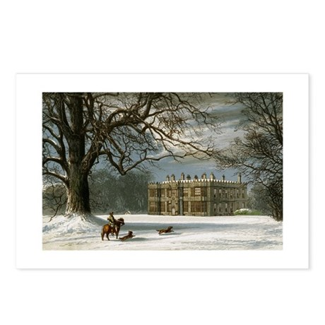Howsham Hall Postcards (Package of 8)
