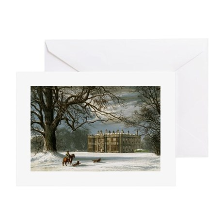 Howsham Hall Greeting Card