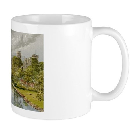 Warwick Castle Mug