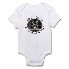 Grandpas Garage Infant Bodysuit
