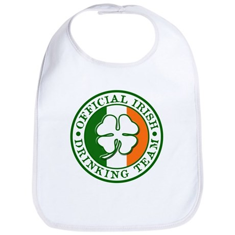 Official Irish Drinking Team Bib