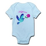 Bluebird Of Happiness Infant Bodysuit