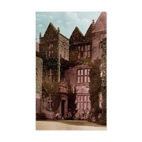 Stanton Court at West Point Rectangle Sticker
