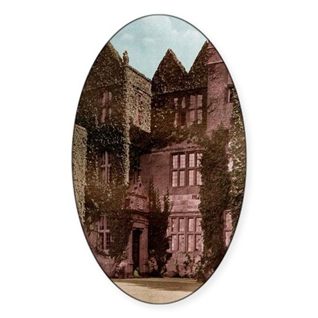 Stanton Court at West Point Oval Sticker