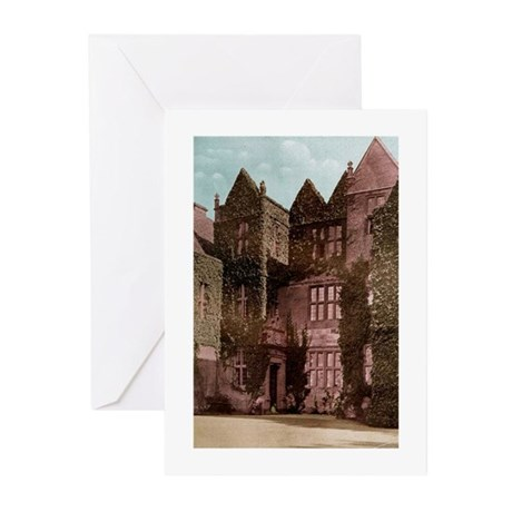 Stanton Court at West Point Greeting Cards (Pk of