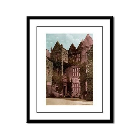 Stanton Court at West Point Framed Panel Print