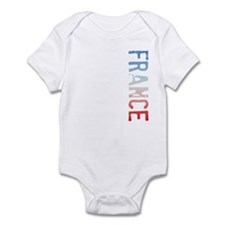 France Infant Bodysuit