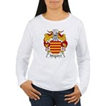 Abogadro Family Crest Women's Long Sleeve T-Shirt