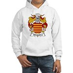 Abogadro Family Crest Hooded Sweatshirt