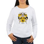 Aboa Family Crest Women's Long Sleeve T-Shirt