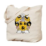 Aboa Family Crest Tote Bag