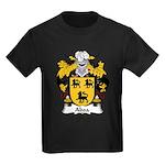 Aboa Family Crest Kids Dark T-Shirt