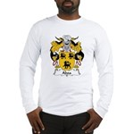 Aboa Family Crest Long Sleeve T-Shirt
