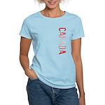 Canada Women's Light T-Shirt