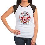 Abinia Family Crest Women's Cap Sleeve T-Shirt