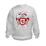 Abinia Family Crest Kids Sweatshirt