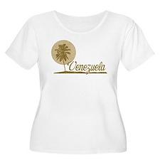 Palm Tree Venezuela T-Shirt