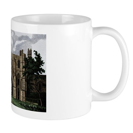Reading Abbey Mug