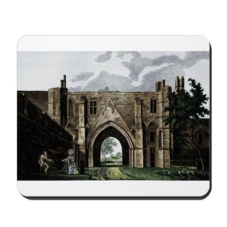 Reading Abbey Mousepad