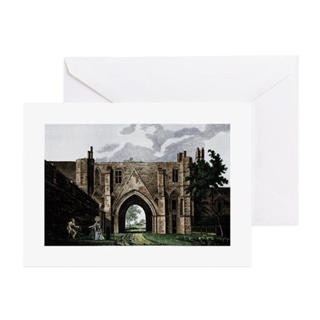 Reading Abbey Greeting Cards (Pk of 10)