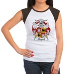 Abascal Family Crest Women's Cap Sleeve T-Shirt
