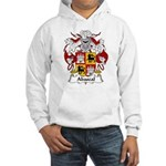 Abascal Family Crest Hooded Sweatshirt