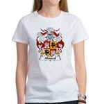 Abascal Family Crest Women's T-Shirt