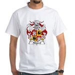 Abascal Family Crest White T-Shirt