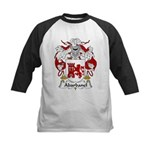 Abarbanel Family Crest Kids Baseball Jersey