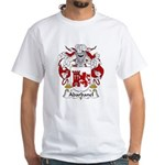Abarbanel Family Crest White T-Shirt