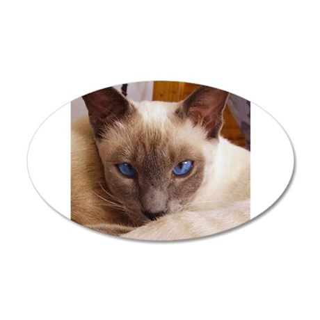 siamese Wall Decal