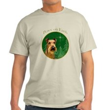 Irish Terrier Peace T-Shirt