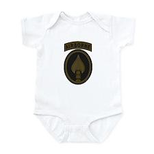 OD Spec Ops Cmd Infant Bodysuit