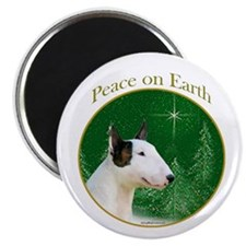 Mini Bull Peace Magnet