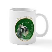 Mini Schnauzer Peace Mug