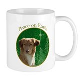 Toller Peace Small Mug