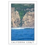 north coast waterfalls large posters